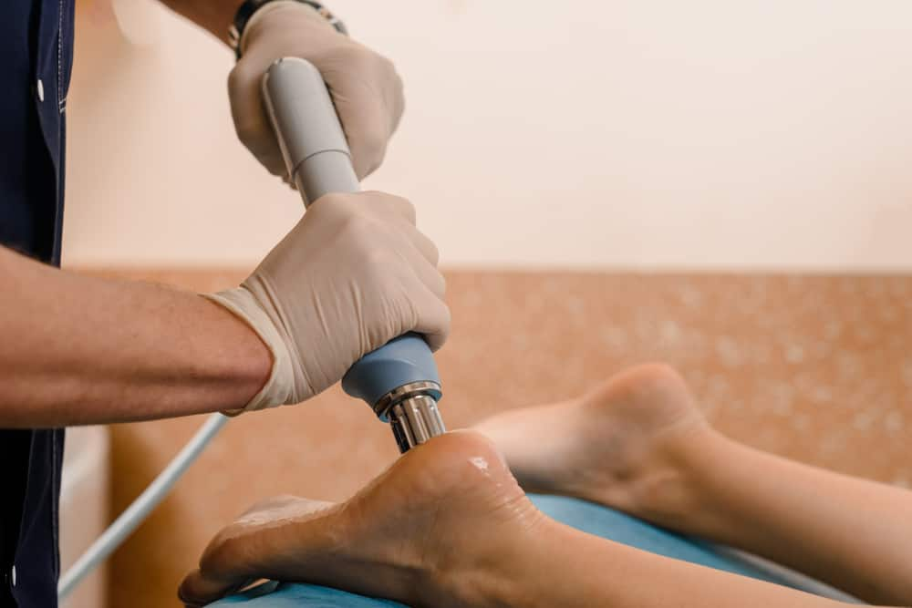 Central Coast - Shockwave Therapy at Erica Dash